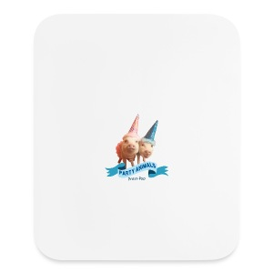 Party Animal Coffee Mug - Mouse pad Vertical