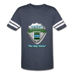 Veteran 80th Infantry Division - Vintage Sport T-Shirt