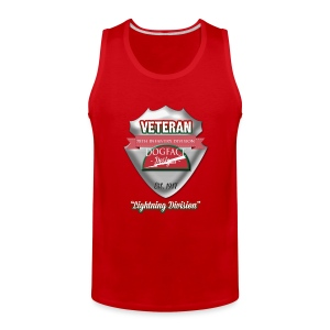 Veteran 78th Infantry Division - Men's Premium Tank