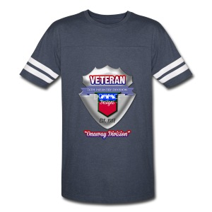 Veteran 76th Infantry Division - Vintage Sport T-Shirt