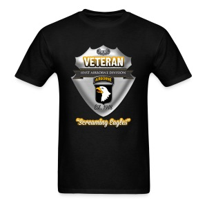 Veteran 101st Airborne Division - Men's T-Shirt