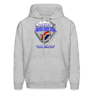 Veteran 42nd Infantry Division - Men's Hoodie
