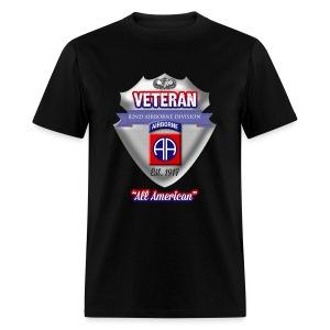 Veteran 82nd Airborne Division - Men's T-Shirt