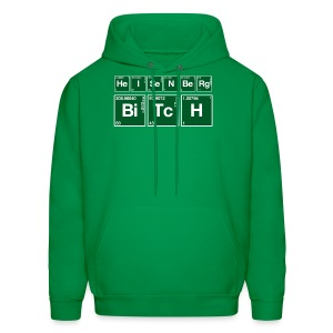 Atomic Heisenberg Bitch - Men's Hoodie