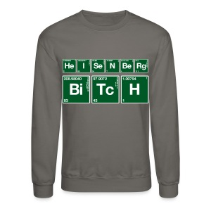 Atomic Heisenberg Bitch - Crewneck Sweatshirt