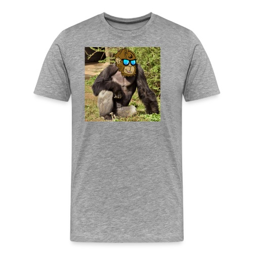 HaramCat Men's T-Shirt - Men's Premium T-Shirt
