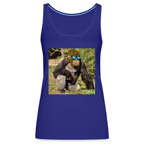 HaramCat Women's T-Shirt - Women's Premium Tank Top