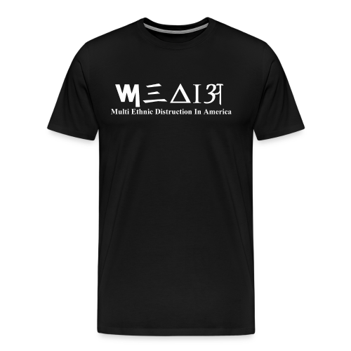 Blunt Behavior Classic T-Shirt - Men's Premium T-Shirt