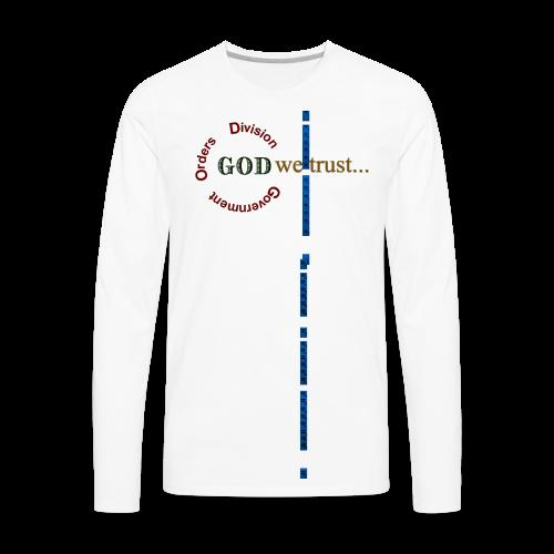 Blunt Behavior Classic T-Shirt - Men's Premium Long Sleeve T-Shirt
