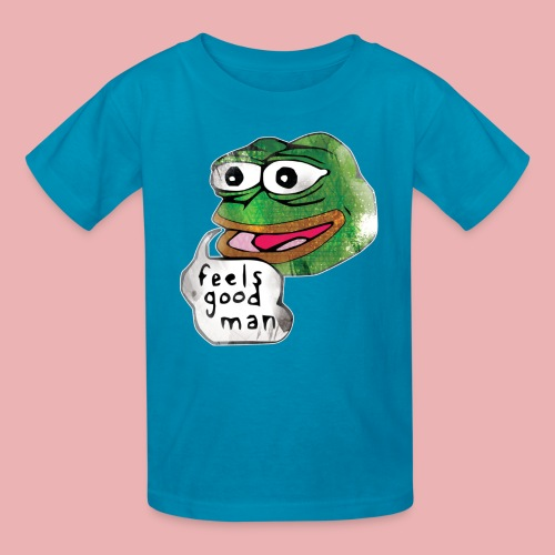 Pepe the Frog - Kids' T-Shirt