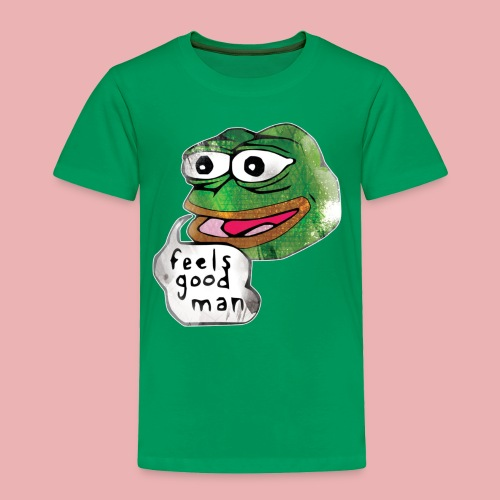 Pepe the Frog - Toddler Premium T-Shirt