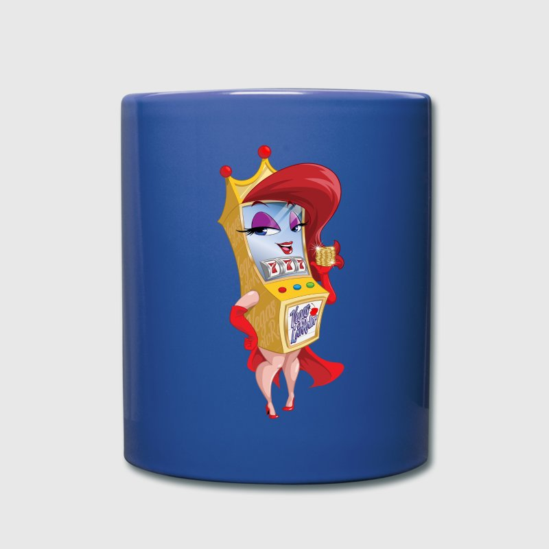 THE SEXY SLOT MACHINE Mugs & Drinkware - Full Color Mug
