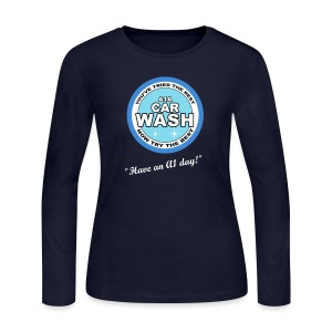 Have an A1 Day T-shirt - Women's Long Sleeve Jersey T-Shirt