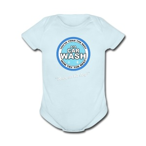 Have an A1 Day T-shirt - Short Sleeve Baby Bodysuit