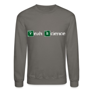 Atomic Yeah Science - Crewneck Sweatshirt