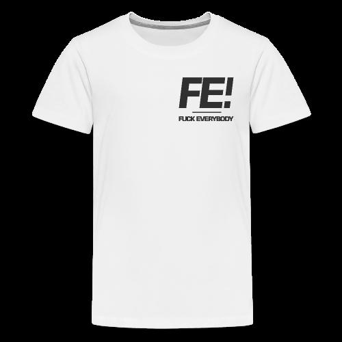 FE! Pocket Print - Kids' Premium T-Shirt