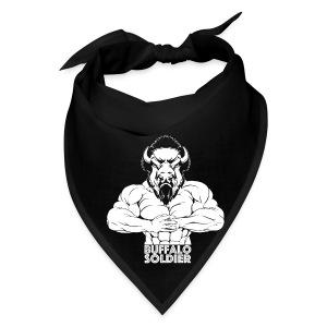 Buffalo Soldier Gym shirt - Bandana