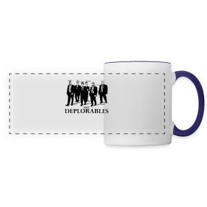 The Deplorables T-shirt - Panoramic Mug