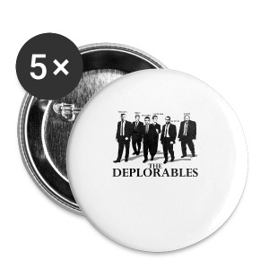 The Deplorables T-shirt - Small Buttons