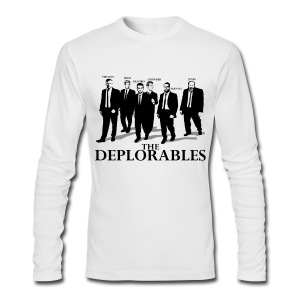 The Deplorables T-shirt - Men's Long Sleeve T-Shirt by Next Level