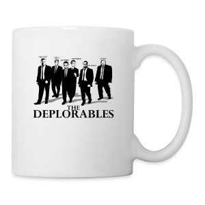 The Deplorables T-shirt - Coffee/Tea Mug
