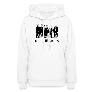 The Deplorables T-shirt - Women's Hoodie