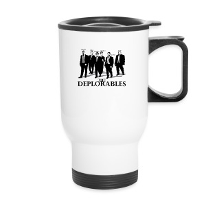 The Deplorables T-shirt - Travel Mug