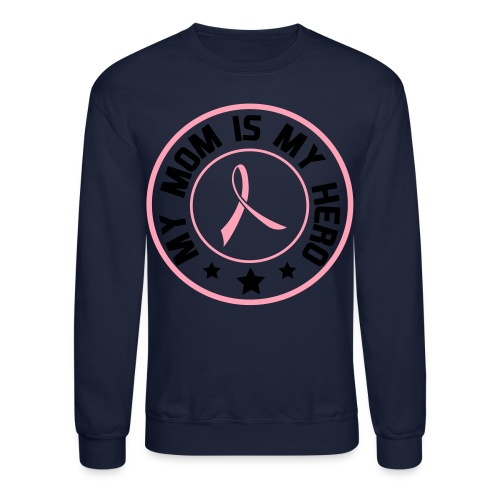 MOM HERO PINK TEE - Crewneck Sweatshirt