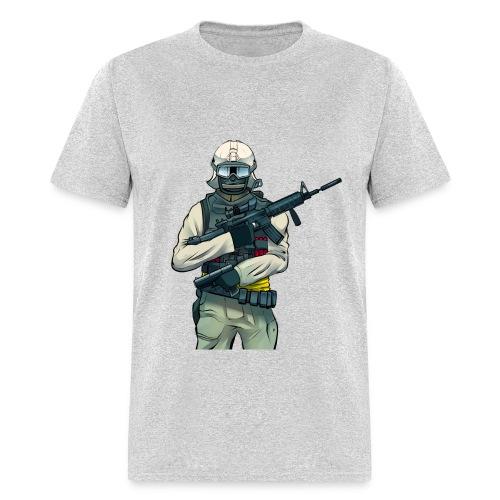 WDF Solider - Men's T-Shirt