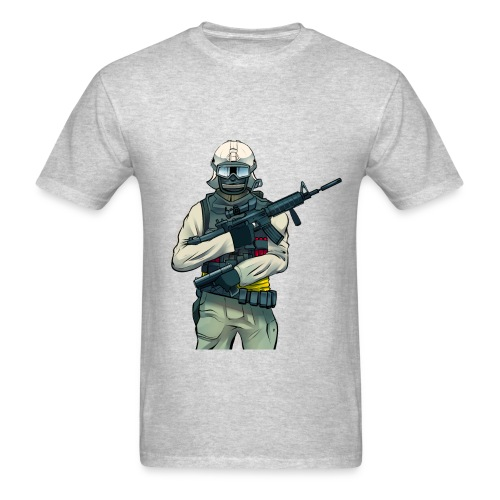 WDF Solider - Men's T-Shirt