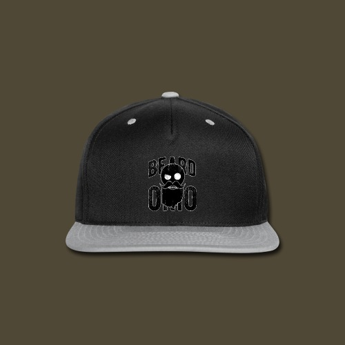 Beard Ohio - Snap-back Baseball Cap