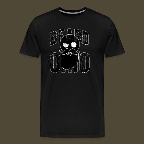Beard Ohio - Men's Premium T-Shirt