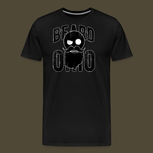 Beard Ohio - Men's Premium T-Shirt