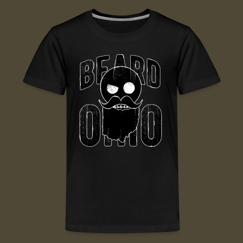 Beard Ohio - Kids' Premium T-Shirt