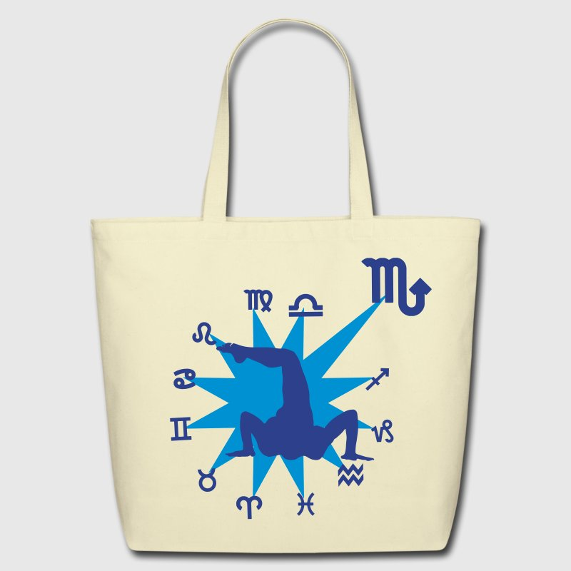 Bag Scorpio - Eco-Friendly Cotton Tote
