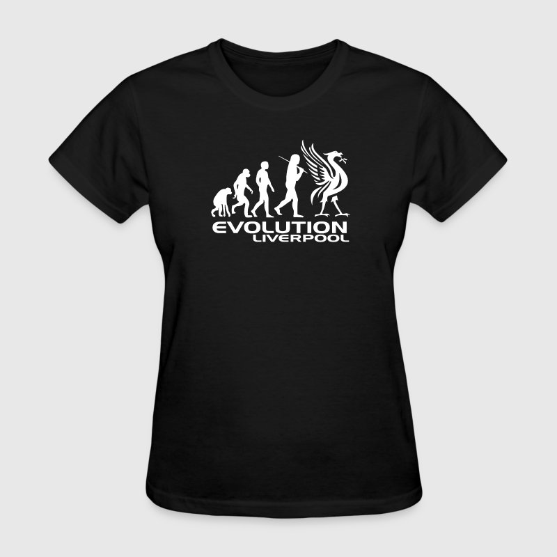 Liverpool Evolution - Women's T-Shirt