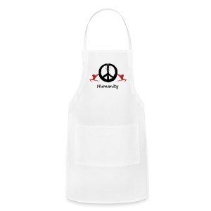 Tear peace apart premium for men - Adjustable Apron