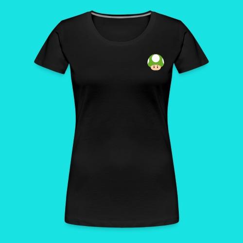 Mushroom Tee - Women's Premium T-Shirt