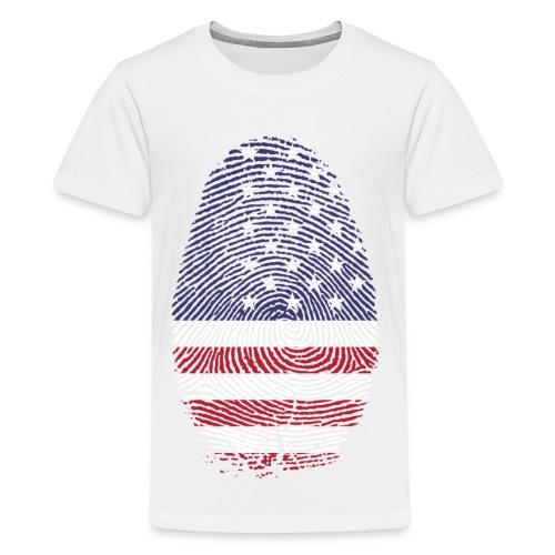 American Pride - Kids' Premium T-Shirt