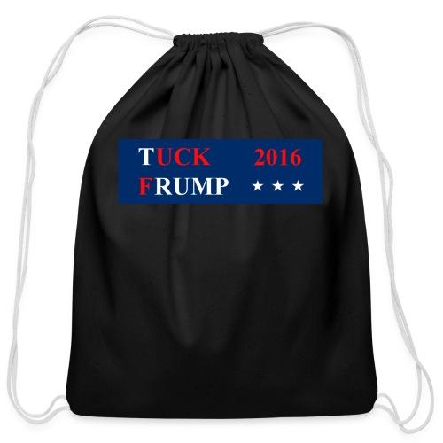 Tuck Frump - Cotton Drawstring Bag