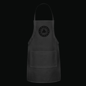 Nordic Warrior Bandanna  - Adjustable Apron