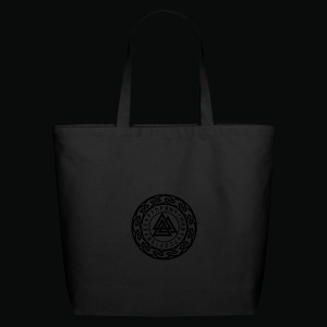 Nordic Warrior Bandanna  - Eco-Friendly Cotton Tote