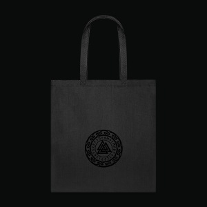 Nordic Warrior Bandanna  - Tote Bag