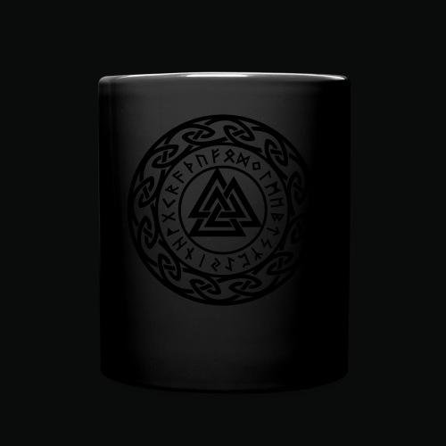 Nordic Warrior Bandanna  - Full Color Mug