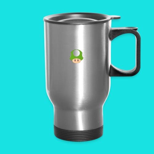 Mushroom Tee - Travel Mug