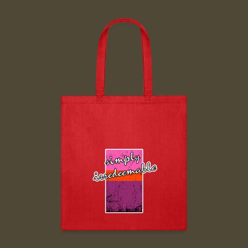 Simply Irredeemable - Tote Bag