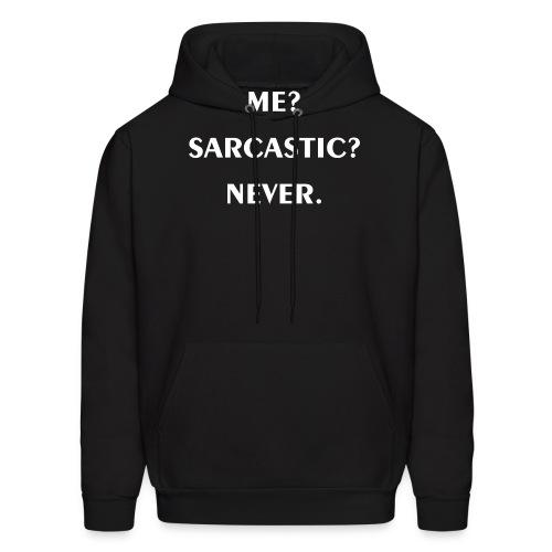 Sarcastic - Men's Hoodie