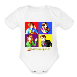 VenturianTale Group - Short Sleeve Baby Bodysuit