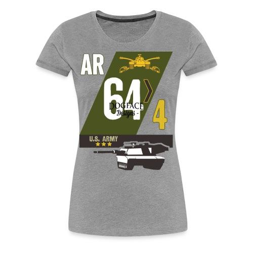 4-64 Armor - Women's Premium T-Shirt