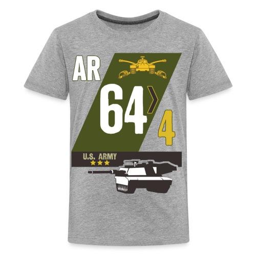 4-64 Armor - Kids' Premium T-Shirt